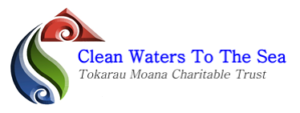Clean Waters To The Sea Logo